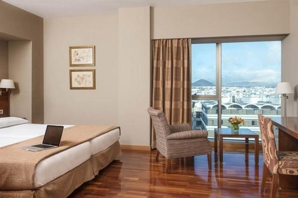 Chambre - Hôtel Arrecife Gran Hôtel & Spa 5* Arrecife Canaries