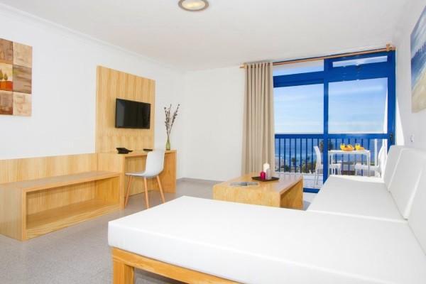 Chambre - Ereza Apartamentos Los Hibiscos 2* Arrecife Canaries