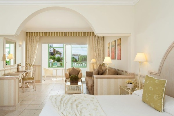 Chambre - Hôtel Gran Castillo Tagoro 5* Arrecife Canaries