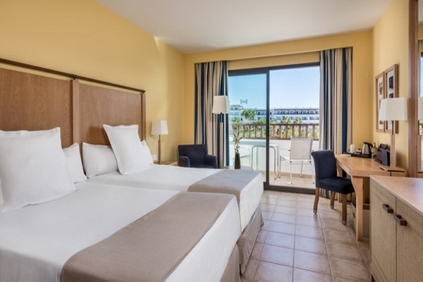 Chambre - Hôtel Hesperia Lanzarote 5* Arrecife Lanzarote