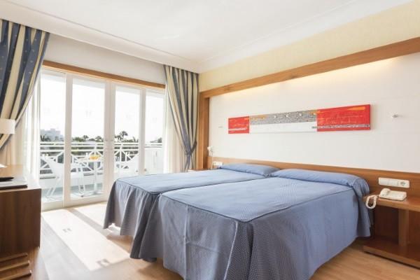 Chambre - Hôtel Hipotel La Geria 4* Arrecife Lanzarote