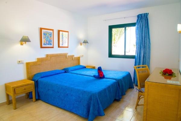 Chambre - Hôtel HL Club Playa Blanca 4* Arrecife Lanzarote