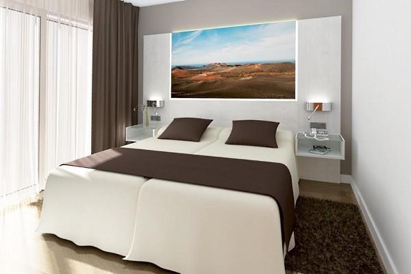Chambre - Hôtel HL Paradise Island 4* Arrecife Lanzarote