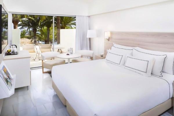 Chambre - Hôtel Melia Salinas 5* Arrecife Lanzarote