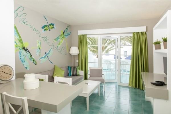 Chambre - Hôtel Morromar 3* Arrecife Canaries