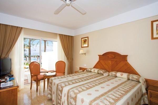 Chambre - Hôtel Riu Paraiso Lanzarote Resort 4* Arrecife Canaries