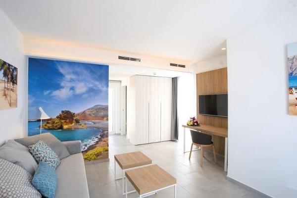 Chambre - Hôtel Suite Hotel Alyssa 4* Arrecife Lanzarote