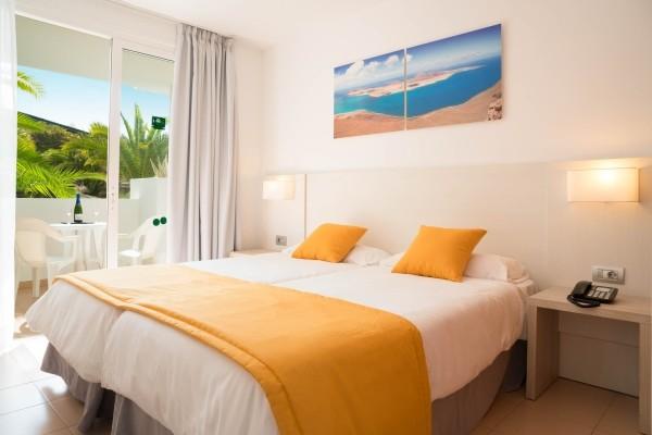 Chambre - Hôtel Suneoclub El Trebol 3* Arrecife Lanzarote