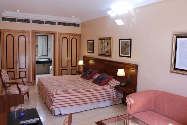Chambre - Hôtel Villa Vik 5* Arrecife Canaries