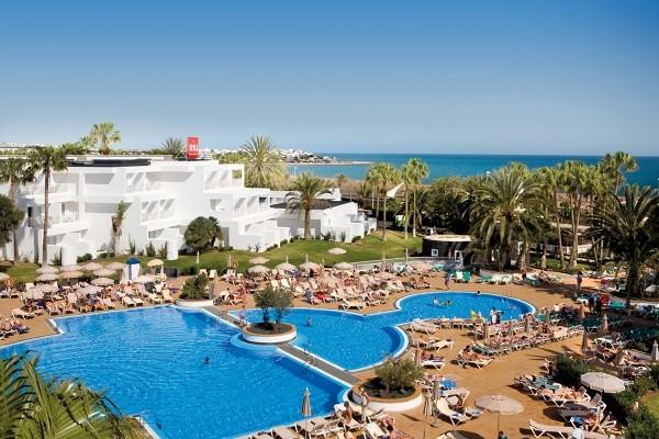 Facade - Hôtel Riu Paraiso Lanzarote Resort 4* Arrecife Canaries