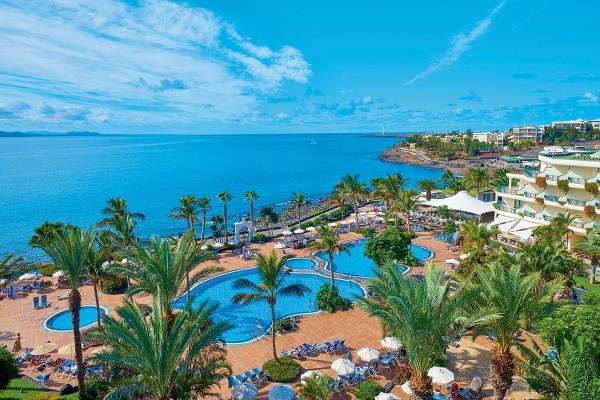 Facade - Hôtel TUI Sensimar Natura Palace 4* Arrecife Lanzarote