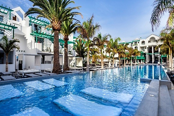 Piscine - Hôtel Barcelo Teguise Beach 4* Arrecife Canaries