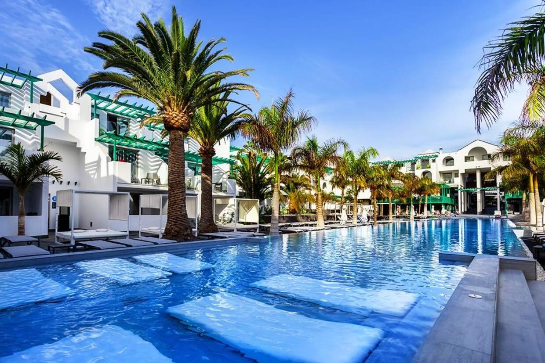 Piscine - Hôtel Barcelo Teguise Beach 4* Arrecife Lanzarote