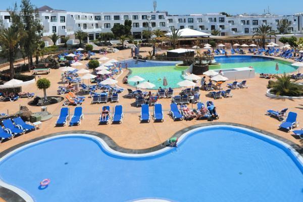 Piscine - Hôtel Blue Bay Lanzarote 3* Arrecife Canaries