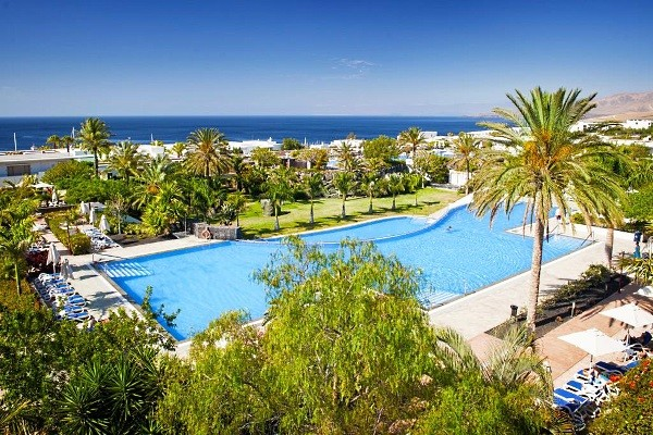 Piscine - Hôtel Costa Calero Thalasso & Spa 4* Arrecife Canaries