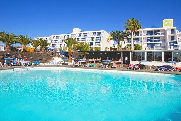Piscine - Ereza Apartamentos Los Hibiscos 2* Arrecife Canaries