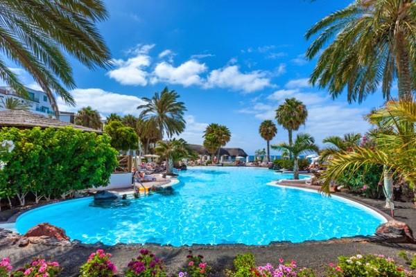 Piscine - Hôtel Gran Castillo Tagoro 5* Arrecife Canaries