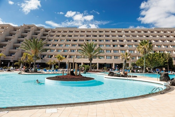Piscine - Hôtel Grand Teguise Playa 4*