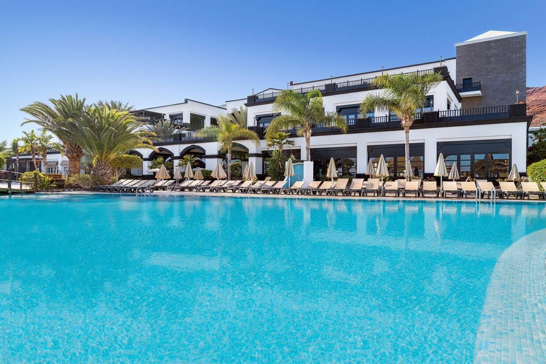 Piscine - Hôtel H10 Rubicon Palace 5* Arrecife Canaries