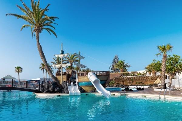 Piscine - Hôtel H10 Suites Lanzarote Gardens 4* Arrecife Canaries