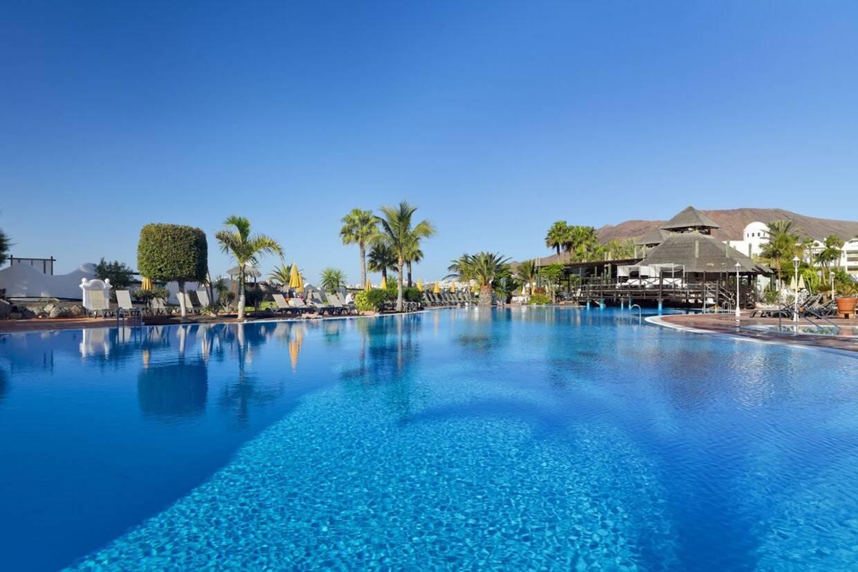 Piscine - Hôtel H10 Timanfaya Palace 4* Arrecife Lanzarote