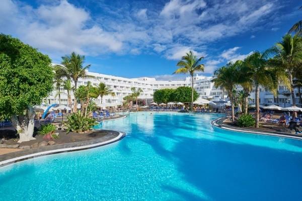 Piscine - Hôtel Hipotel La Geria 4* Arrecife Canaries