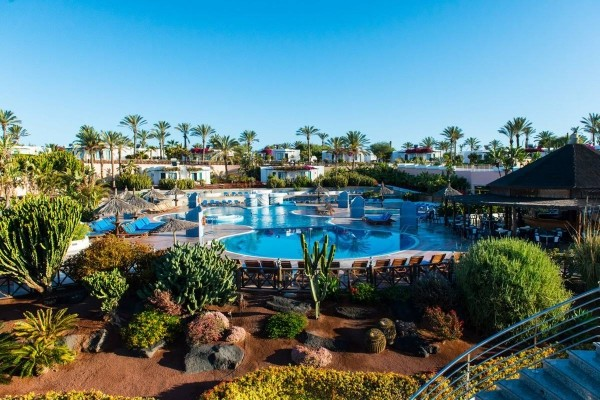 Piscine - Hôtel HL Club Playa Blanca 4*