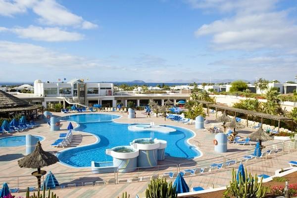 Piscine - Hôtel HL Club Playa Blanca 4* Arrecife Canaries