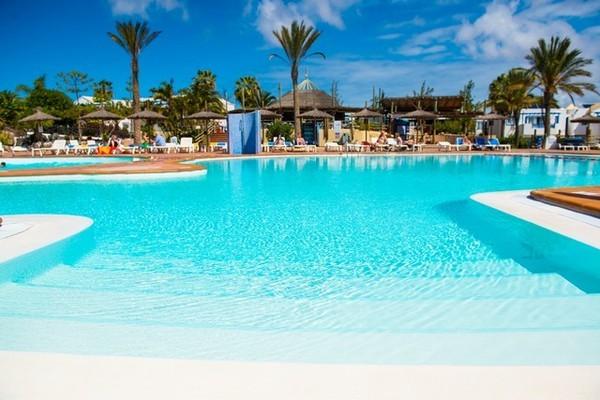 Piscine - Hôtel HL Paradise Island 4* Arrecife Lanzarote