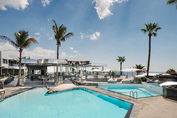 Piscine - Hôtel Hôtel la Isla y el Mar 4* Arrecife Canaries