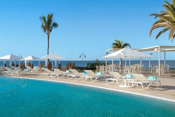 Piscine - Hôtel Iberostar Lanzarote Park 5* Arrecife Canaries