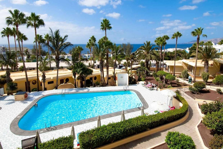 Piscine - Hôtel Labranda El Dorado 3* Arrecife Lanzarote
