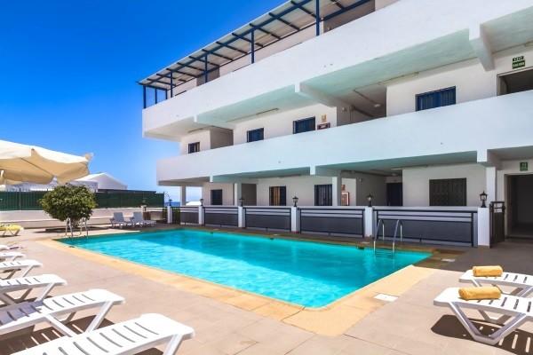 Piscine - Hôtel Labranda Los Cocoteros 2* Arrecife Canaries