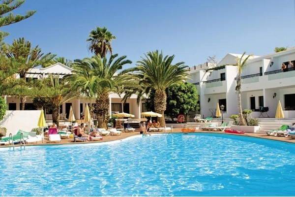 Piscine - Hôtel Labranda Playa Club 3*
