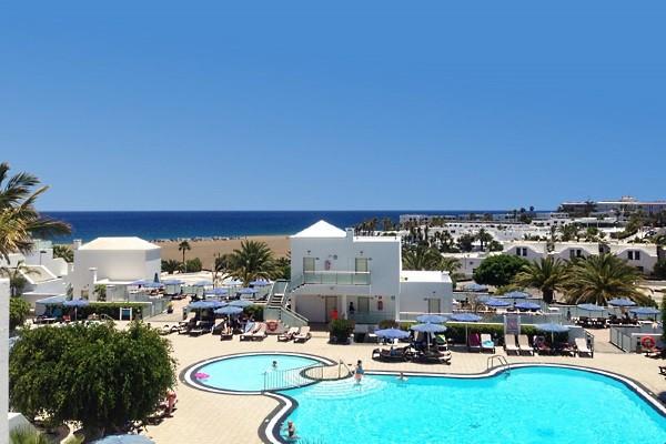 Piscine - Hôtel Lanzarote Village 4* Arrecife Lanzarote