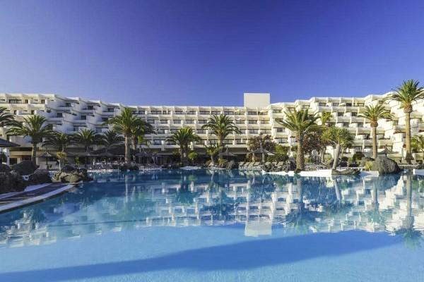 Piscine - Hôtel Melia Salinas 5* Arrecife Lanzarote