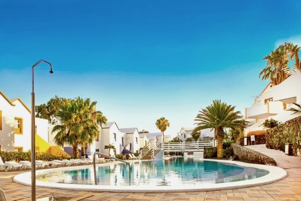 Piscine - Hôtel Morromar 3* Arrecife Canaries