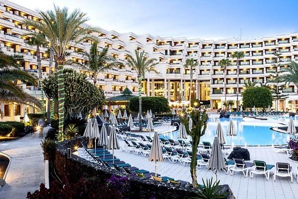 Piscine - Hôtel Occidental Lanzarote Playa 4* Arrecife Canaries