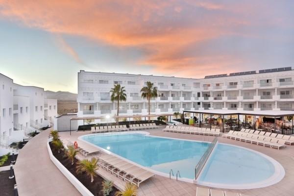 H tel club experience sentido aequora suites puerto del for Hotel design canaries