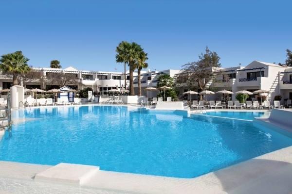 Piscine - Hôtel Relaxia Olivina 4* Arrecife Lanzarote