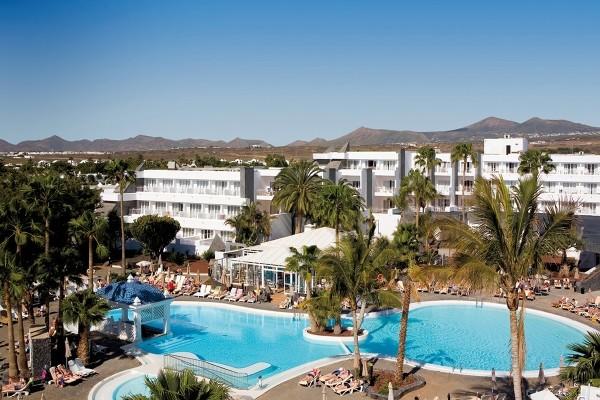 Piscine - Hôtel Riu Paraiso Lanzarote Resort 4* Arrecife Canaries