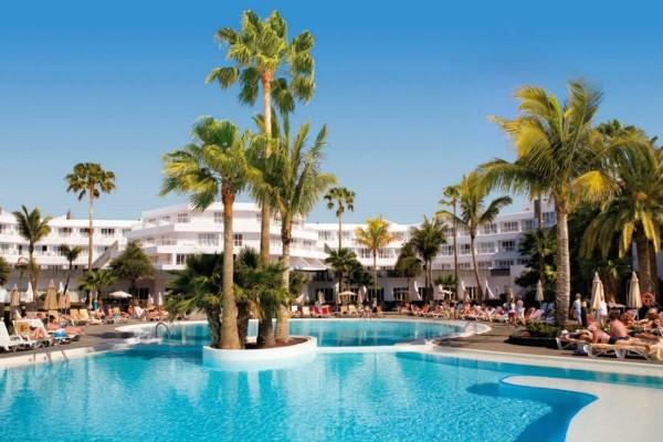 Piscine - Hôtel Riu Paraiso Lanzarote Resort 4* Arrecife Lanzarote