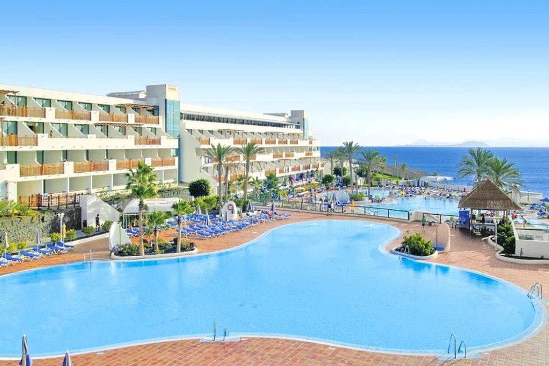 Piscine - Hôtel Sandos Papagayo Beach Resort 4* Arrecife Canaries