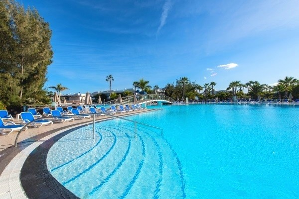 Piscine - Thb Tropical Island 4* Arrecife Canaries