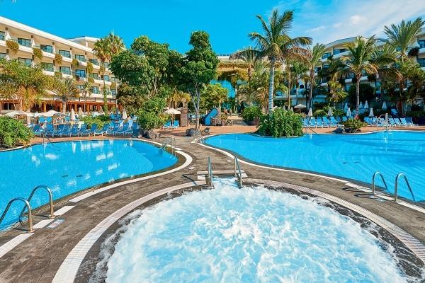 Piscine - Hôtel TUI SENSIMAR Natura Palace 4* Arrecife Canaries