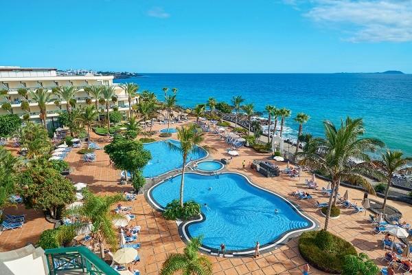 Piscine - Hôtel TUI Sensimar Natura Palace 4* Arrecife Lanzarote