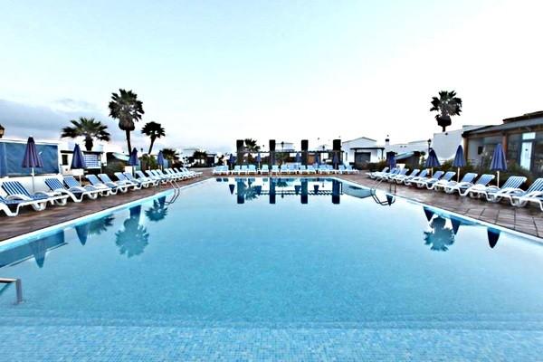 Piscine - Hôtel Vik Coral Beach 3* Arrecife Canaries