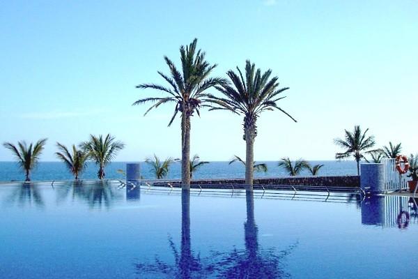 Piscine - Hôtel Vik San Antonio 4* Arrecife Canaries