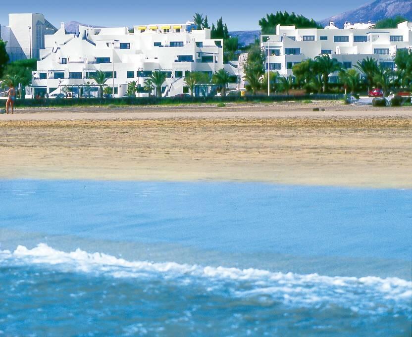 Plage - Hôtel Aparthotel Costa Mar 3* Arrecife Lanzarote