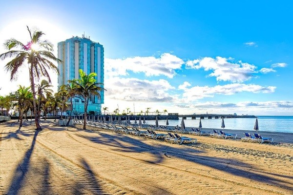 Plage - Arrecife Gran Hôtel & Spa